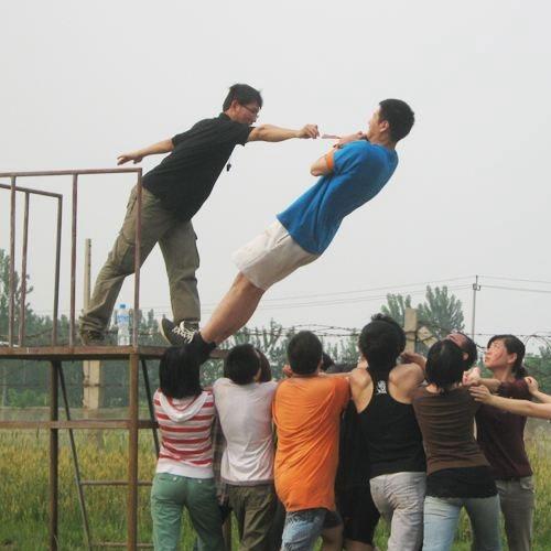 户外拓展训练