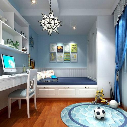地中海卧室装修
