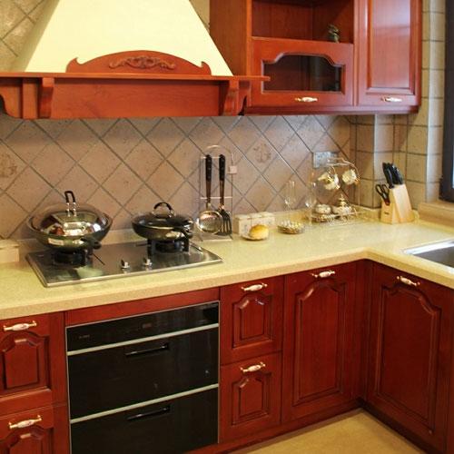 美式厨房装修