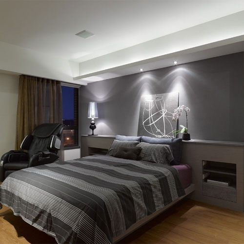 现代卧室装修